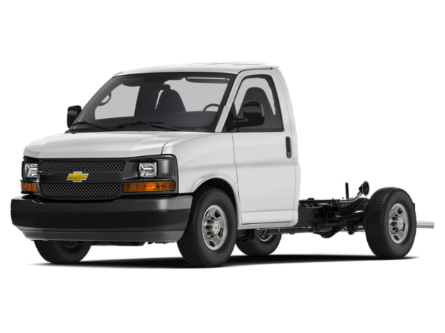 New 2018 Chevrolet Express 3500 Work Van