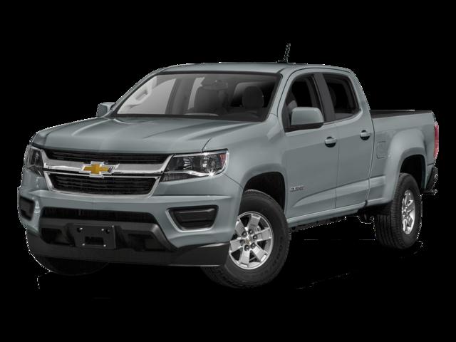 New 2018 Chevrolet Colorado WT