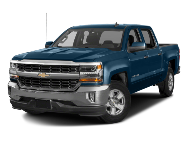 New 2018 Chevrolet Silverado 1500 LT w/2LT