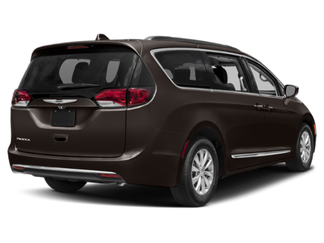 New 2018 CHRYSLER Pacifica Limited FWD