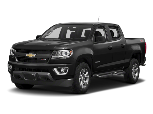 Certified Pre-Owned 2018 Chevrolet Colorado Z71 4WD