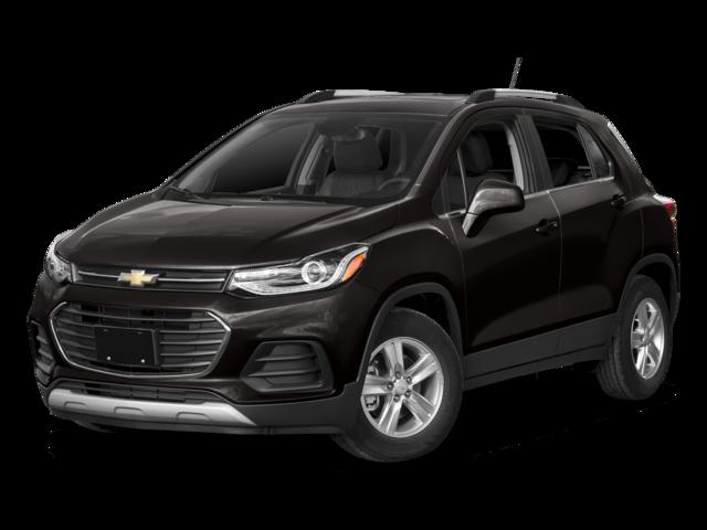 New 2018 Chevrolet Trax LT