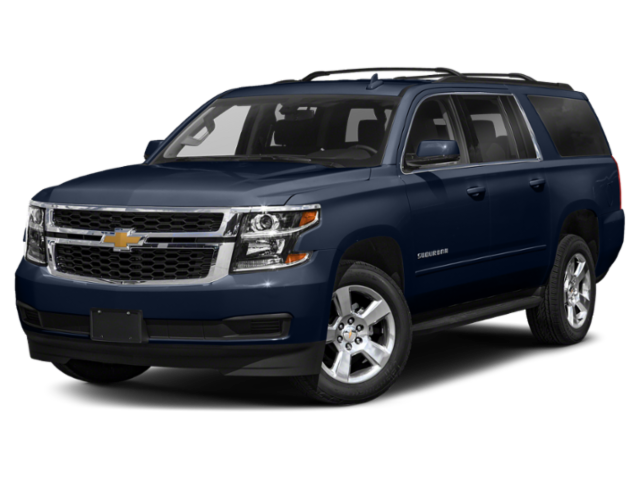 New 2018 Chevrolet Suburban LS