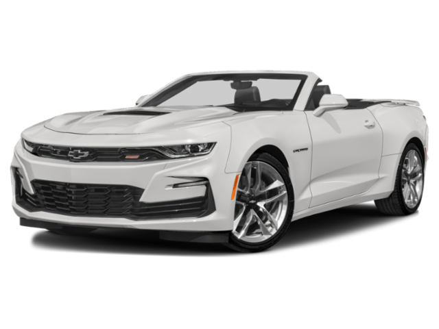 2021 Chevrolet Camaro SS 2D Coupe