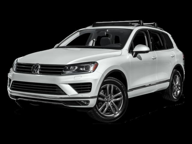 2016 Volkswagen Touareg Highline Sport Utility