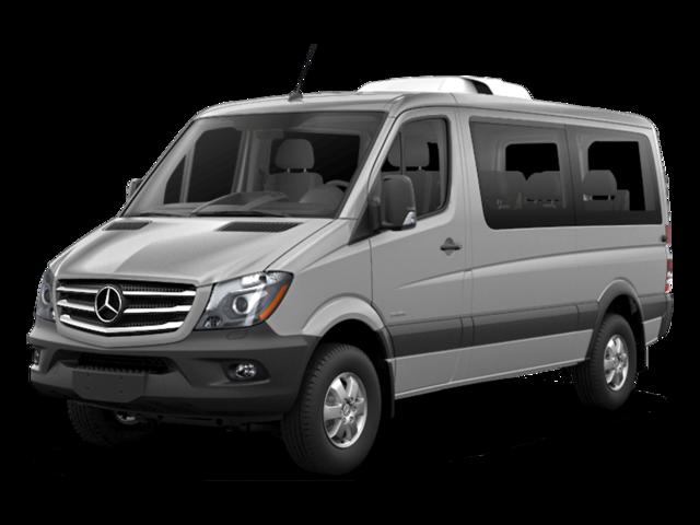 New 2018 Mercedes-Benz Sprinter Passenger Van