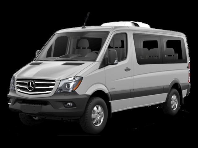 New 2018 Mercedes-Benz Sprinter 2500 Passenger Van