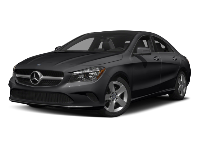 New 2018 Mercedes-Benz CLA 250 4MATIC® 4-Door Coupe