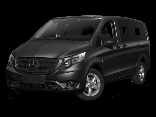 New 2018 Mercedes-Benz Metris Metris Passenger Van