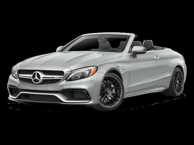 New 2018 Mercedes-Benz C-Class AMG® C 63 Cabriolet