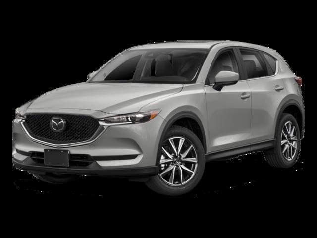 New 2018 Mazda CX-5 Touring