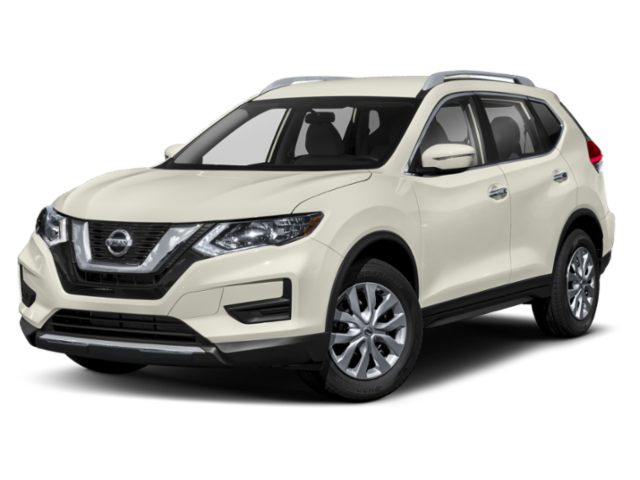 2019 Nissan Rogue S AWD WITH LEATHER