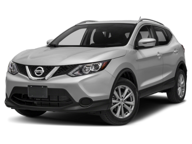 2019 Nissan Rogue Sport SV 4dr Front-wheel Drive