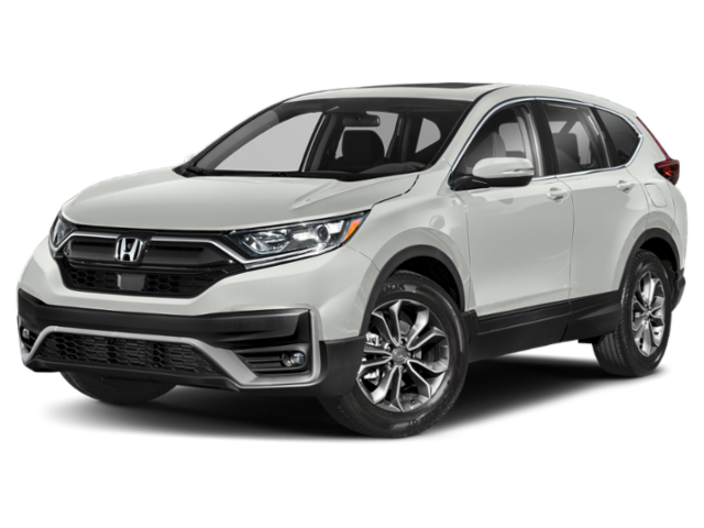 New 2021 Honda CR-V EX CVT AWD