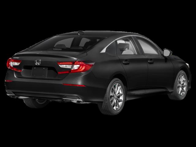 New 2021 Honda Accord Sedan LX
