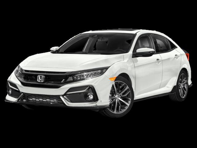 New 2021 Honda Civic Hatchback Sport Touring