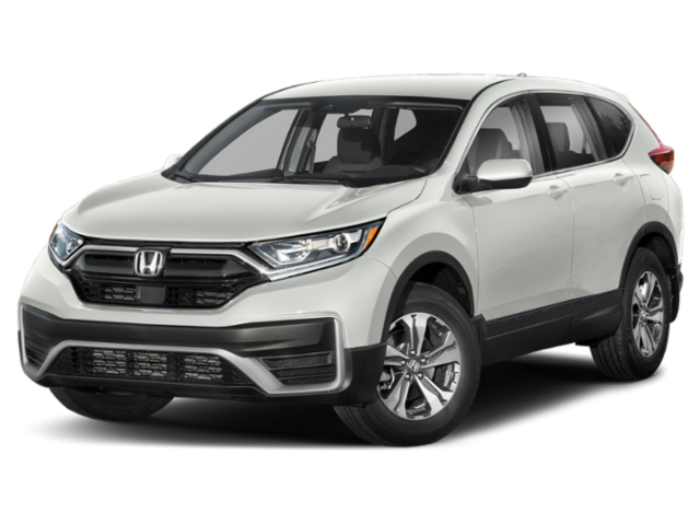 New 2021 Honda CR-V LX