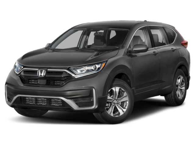 New 2021 Honda CR-V LX 2WD