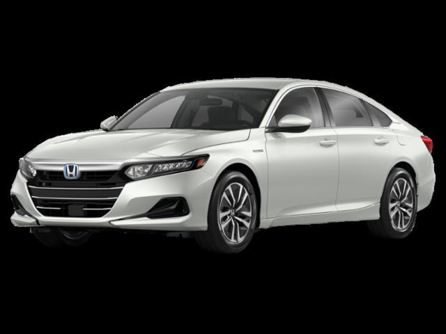 New 2021 Honda Accord Hybrid Base