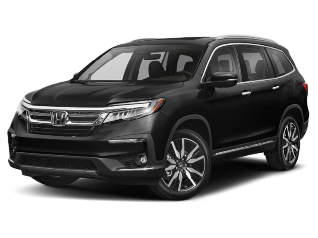 New 2021 Honda Pilot Elite With Navigation & AWD