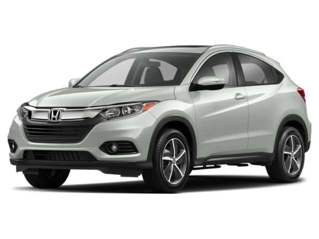 New 2021 Honda HR-V EX