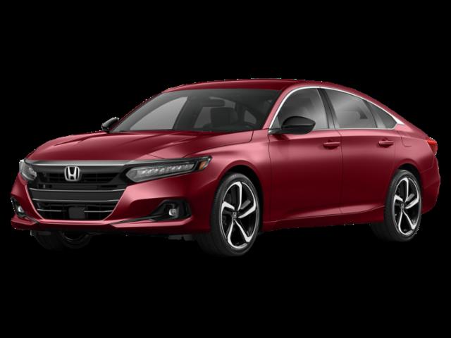 New 2021 Honda Accord Sport