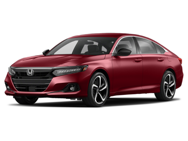 New 2021 Honda Accord Sport FWD 4D Sedan CVT