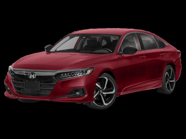 New 2021 Honda Accord Sport SE
