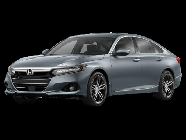 New 2021 Honda Accord Sedan Touring CVT