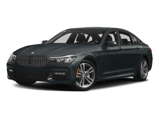 2017 BMW 7 Series 740e xDrive iPerformance 4dr Car