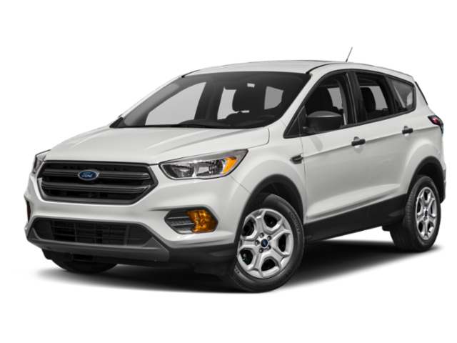 2018 Ford Escape SEL 4D Sport Utility