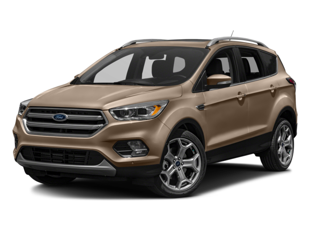 2018 Ford Escape Titanium Front-wheel Drive