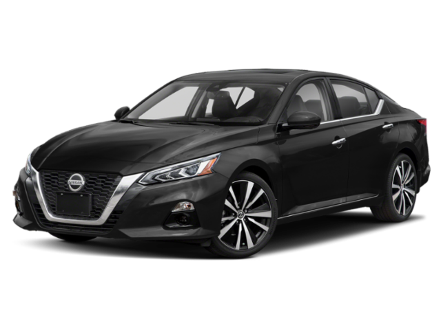 New 2021 Nissan Altima 2.5 Platinum With Navigation & AWD