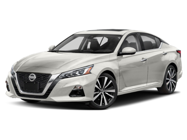 New 2021 Nissan Altima 2.5 SL AWD Sedan