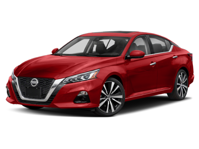 New 2021 Nissan Altima 2.5 SV AWD Sedan