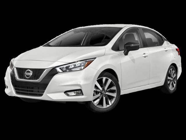New 2021 Nissan Versa 1.6 SR