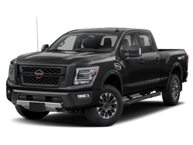 New 2021 Nissan Titan XD PRO-4X With Navigation & 4WD