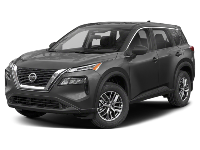 New 2021 Nissan Rogue S