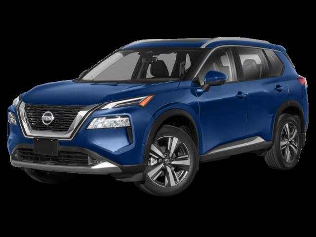 New 2021 Nissan Rogue AWD SV