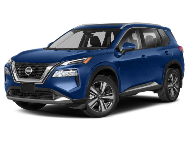 New 2021 Nissan Rogue SV AWD 4D Sport Utility