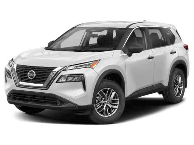 New 2021 Nissan Rogue FWD S