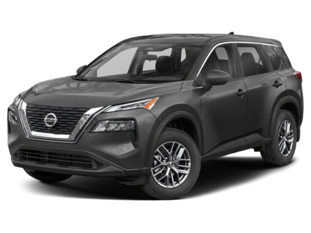 New 2021 Nissan Rogue AWD S