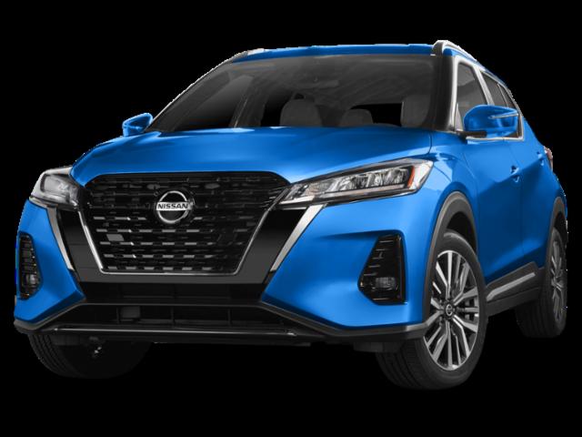 New 2021 Nissan Kicks S
