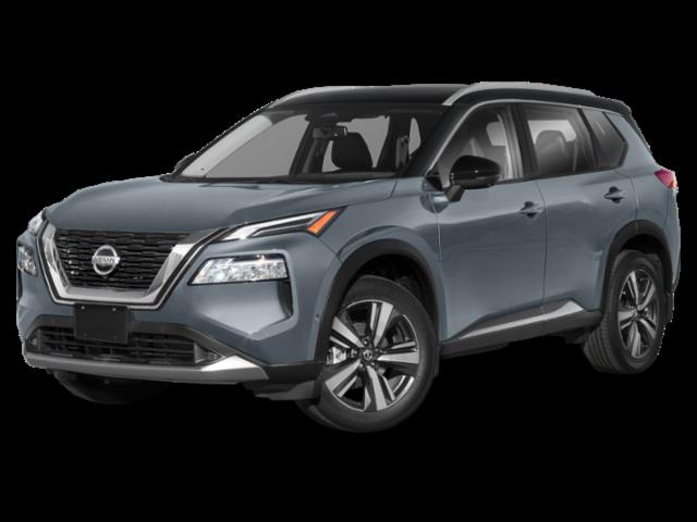New 2021 Nissan Rogue Platinum