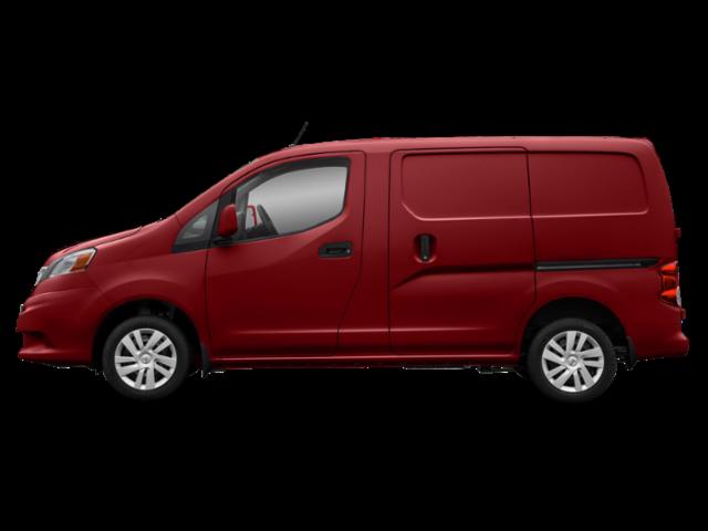 New 2021 Nissan NV200