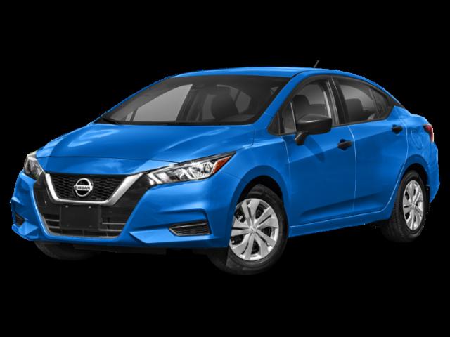 New 2021 Nissan Versa S CVT