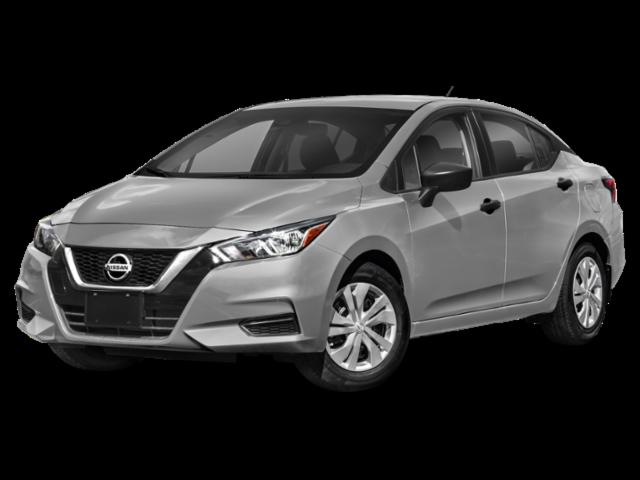 New 2021 Nissan Versa 1.6 S
