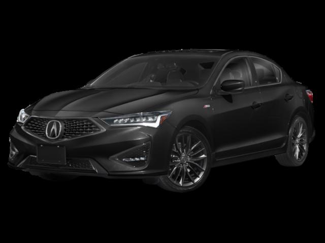 New 2019 Acura ILX w/Premium/A-Spec Pkg