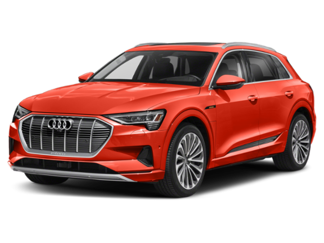 New 2019 Audi e-tron Premium Plus