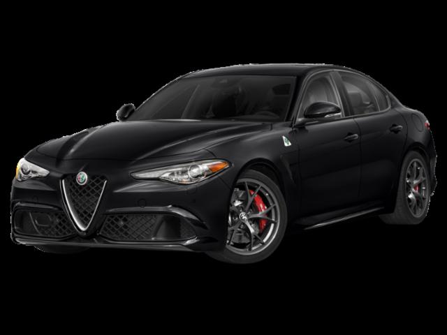 New 2019 Alfa Romeo Giulia GIULIA Ti LUSSO RWD
